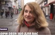 """""""Никакого возвращения в российское рабство"""", - украинцы ответили, чего больше всего ждут от будущего президента - видео"""