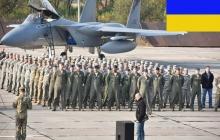 """""""Похоже, Путин доигрался..."""" - соцсети взорвало фото истребителей США на военном аэродроме в Украине"""