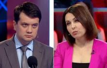 Скандал между Натальей Мосейчук и Разумковым набирает обороты - ситуация накалена: видео