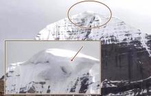 Гора, похожая на мистическую пирамиду: исследователь открыл удивительный феномен на высоте 6666 метров