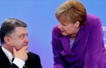 Меркель позвонила Порошенко после первого тура выборов и призналась, что ее поразило больше всего