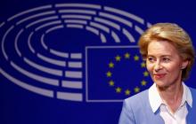 Новая глава Еврокомиссии на первом выступлении ярко поставила на место Кремль