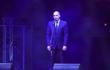 """Российский губернатор Паслер на концерте пожелал войны россиянам: """"Чтобы каждую семью затронула"""""""