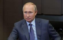 Путин, хромая, вышел со встречи с Зеленским и сделал первое заявление