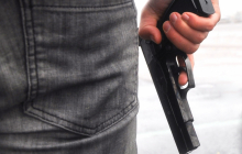 В России полковник-участник оккупации Крыма прострелил себе голову наградным оружием: подробности инцидента