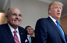 Адвокат Трампа Джулиани признался, что требовали США от Зеленского