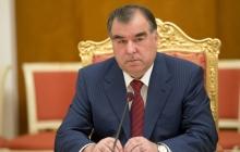 Таджики сделали из своего Президента царя