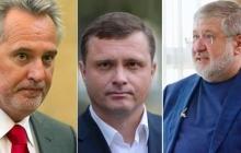 Стало известно, какие олигархи наиболее радикально противостоят Порошенко