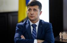 Негативное отношение к Зеленскому изменилось в конце февраля - опрос КМИС
