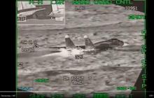 """Миссия НАТО перехватила российские истребители """"Су-27"""": кадры яркой операции военных Бельгии покорили Сеть"""