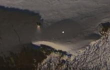 Прожектор инопланетян обнаружен в Антарктиде: ученые в большом замешательстве от увиденного - фото