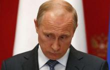 """Над Путиным смеются даже россияне - эта карикатура покорила соцсети: """"Было G8 - остался Г1"""""""