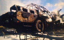 Появилось фото уничтоженного Азербайджаном армянского С-300: ЗРК подорвал дрон-камикадзе