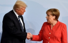 Торжественная церемония открытия саммита G20: Меркель тепло встретила Трампа, Макрона, Мэй, Трюдо, прибыли и Эрдоган с Путиным - опубликованы кадры