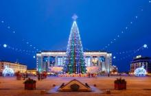 """Флаг ЕС вместо красной звезды: Беларусь объявила России новогоднюю """"войну"""" - фото"""