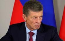 """Козак озвучил причины, """"мешающие"""" урегулировать ситуацию на Донбассе: """"Это театр абсурда..."""""""
