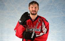 Нелепое падение хоккеиста Александра Овечкина стало сенсацией в Сети