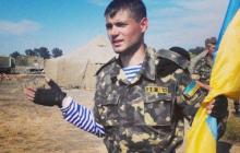 На небо ушел лучший: появились подробности гибели 25-летнего Героя из АТО Максима Липки во время атаки донецких боевиков - кадры