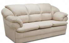 Маленькая комната – не повод отказаться от дивана