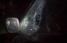 """Диверсанты обстреляли авто комбата """"Правого сектора"""" на Донбассе: опубликованы кадры и подробности"""