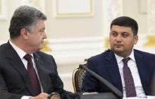 Для чего Гройсман ушел от Порошенко: СМИ раскрыли план премьера
