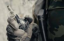 На Житомирщине преступники в тактическом обмундировании с применением гранат атаковали полицию