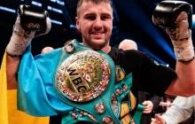 Украинец Гвоздик триумфально защитил пояс чемпиона WBC: побежденный Нгумбу простоял 5 раундов - видео