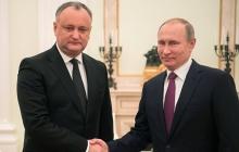 Пакует чемоданы: отстраненный от должности пророссийский президент Молдовы Додон поедет к Путину