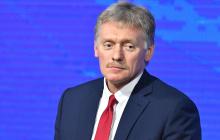 Песков рассказал, что он знает о встрече Зеленского и Патрушева в Омане, детали