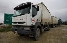 Несмотря на заявления Украины, чеченские грузовики намерены пересечь ее границу