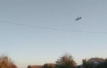 Катастрофа СУ-27: были опубликованы первые видеокадры случившейся трагедии