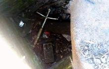 Российский наемник из РПГ-7 расстрелял толпу мирных жителей в медпункте села Травневое - фото с места трагедии