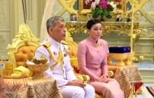 Король Таиланда Рама Х в 66 лет женился на главе своей охраны - резонансные кадры