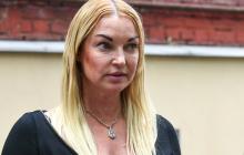 Анастасия Волочкова на грани бедности: денег нет даже на парикмахера, кадры