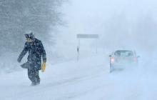 В Украину идет настоящая зима со снежной бурей: синоптики выступили с экстренным предупреждением