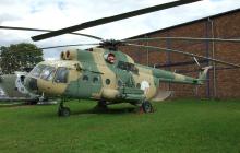 """Военный вертолет """"Ми-8"""" загорелся после крушения: ГСЧС озвучила официальную версию катастрофы"""