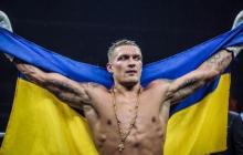 Боксер Александр Усик впервые унизил россиян, высказав все, что думает об их флаге и кто они по существу