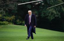 Трамп госпитализирован в военный госпиталь: состояние президента США ухудшилось из-за COVID-19