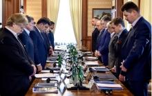"""Порошенко выразил соболезнования семьям жертв крушения """"Боинга-737"""" в Ростове"""