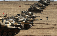 Турция сбила два российских дрона в Идлибе из ПЗРК и срочно перебрасывает армию: Россия подняла в воздух бомбардировщики