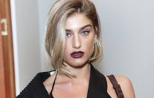 Любовница Максима Виторгана Нино Нинидзе полностью обнажилась ради эффектного кадра - фото