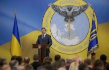 """""""Жаль, что украинский народ не может увидеть ваши лица, ведь вы – элита армии"""" – Порошенко поздравил украинских разведчиков"""