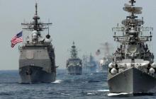 Ударные корабли 6-го флота США вошли в Баренцево море к северу от России: на борту системы уничтожения ПРО