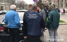 В Киеве на крупной взятке попался клерк из НБУ: от чего сразу открестился Нацбанк