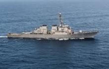 ВМС США засекли российский Су-24 над американским эсминцем: опубликовано видео