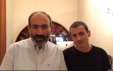 """""""Мир обеспечит усиление армии"""", - сын премьера Армении Пашиняна отправляется служить в Нагорный Карабах"""