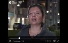 Сеть взорвало видео возмущенной Симоньян: россиянка потрясена тяжелым ударом США по крупному проекту Кремля
