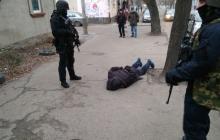 Порошенко помог поймать в Ровно особо опасного бандита - кадры