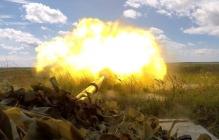 """Разозленный Томосом оккупант обрушил на ВСУ тяжелую артиллерию и был """"наказан"""" - подробности"""