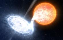 Загадки Вселенной: астрономы нашли черную дыру, которая действует, словно гигантский фонтан
